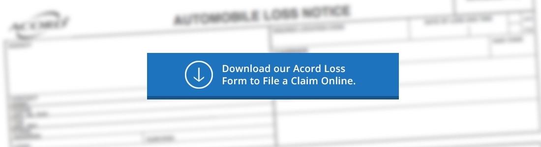 Acord Loss Form