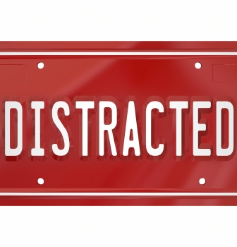 APRIL IS DISTRACTED DRIVING AWARENESS MONTH*